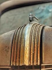 Auch für mich geht die Sonne auf (rollirob) Tags: oldtimer rost scheuenfund ami köln motor world olympuse5markll olympus14150mm