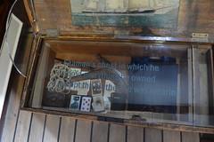 London, England, UK - Greenwich - Cutty Sark - Sailors' Bunkroom (jrozwado) Tags: europe uk unitedkingdom england greenwich unescoworldheritage maritimegreenwich london cuttysark clipper ship museum chest bunkroom cards