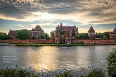 MALBORK CASTLE, POLAND (poseinformal) Tags: 2017 canonpowershotg7xmarkii malborkcastle poland polonia malbork pomorskie pl castle