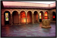 Toledo Ohio - Toledo Museum of Art  - Cloister Gallery (Onasill ~ Bill Badzo - 54M View - Thank You) Tags: toledo museum arts cloister gallery oh ohio old west end french romanesque gothic arcades court lucas county onasill attraction travel tourist architecture photo border column arch monroecounty attractionsite