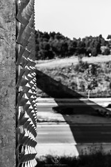 Pasarela entre dos parques (ruheca   Fotografia de Arquitectura y mucho +) Tags: arquitecturacontemporanea arquitecturaespañola arquitecturamoderna arquitecturava contemporaryarchitecture castillayleon castillayleón españa pasarela spainarchitecture valladolid architecture architecturephotography arquitectura bridge deployee entrearquitectura fotografiadearquitectura javierarias landscape metal paisaje parque spain steel susanagarrido wwwentrearquitecturacom esp