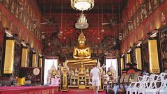 Wat Saket (norikobkk) Tags: panasonic20mmf17 buddhism asia temple bangkok thailand