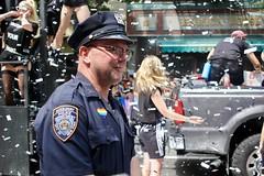 Duty of love (Gypsea.van) Tags: parade pride rainbow nyc celebrate love color