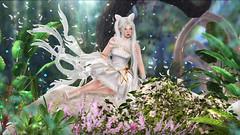 F o r e s t C h i l d (Lightrona) Tags: tres chic crystal heart festival moon amore taketomi enchante tm creations