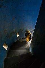 LIFE IN STAIRS (mailmesanu20111) Tags: stairs lifeonearth life india architecture upstairs colours streetphotography nikonflickraward nikon nikonasia nikonindia d7200 tokina
