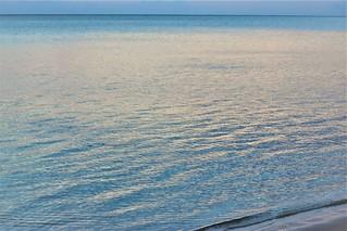 Shallow reef flats