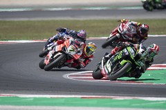 """SBK Misano 2018 • <a style=""""font-size:0.8em;"""" href=""""http://www.flickr.com/photos/144994865@N06/29515942418/"""" target=""""_blank"""">View on Flickr</a>"""