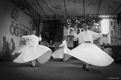 DERVICHE ISTANBUL (_Pablete_) Tags: turkey istanbul bw dance derviche