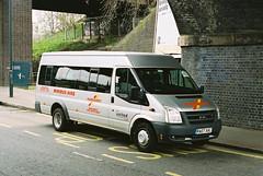 ParkhurstHire-RA07XAC-StonebridgeParkStn-IKEAWembley-180408b (Michael Wadman) Tags: parkhursthire fordtransit ra07xac stonebridgepark