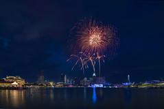 (yimING_) Tags: fireworks landscape cityscape ndp2018 evening reflection esplanade singapore tourism fullertonhotel singaporeflyer singaporendp2018fireworksrehearsal