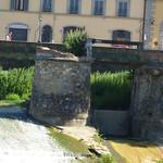 Pescaia di San Niccolò  - The Arno River in Florence from the Lungarno della Zecca Vecchia - La Fabbrica dell'Acqua thumbnail