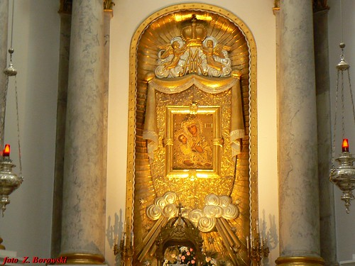 Basilica  Nativity of  Blessed, Virgin Mary, image  Our Lady of Chelm