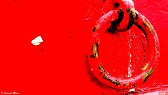 In the red (patrick_milan) Tags: red abstrait abstract simple