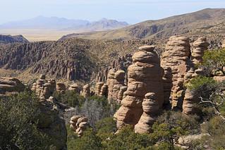 Arizona - Chiricahua National Monument