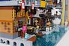 Ninjago City Shops (TheBrickNinja) Tags: lego ninjago city modular moc brothers brick