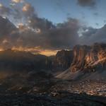 Lagazuoi - a Moody Mountain thumbnail