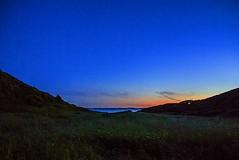 manorbier beach (_tonidelong) Tags: manorbier beach atlantico sea mar atlantic ocean oceano irish summer 2018 verano wales gales south west agua océano night sunset noche anochecer tenby pembrokeshire