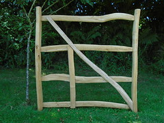 "Cleft Rustic Gate • <a style=""font-size:0.8em;"" href=""http://www.flickr.com/photos/61957374@N08/41226962090/"" target=""_blank"">View on Flickr</a>"