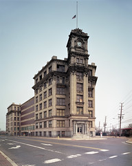 Philadelphia Watch Case Company (devb.) Tags: 4x5 largeformat chamonix045n2 75mm ektar philadelphiawatchcasecompany riverside nj