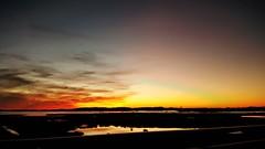 Golden skies on a winter afternoon | Fenwick Island (delmarvausa) Tags: fenwickislandde fenwickislanddelaware fide delaware nature landscape scenicdelmarva southerndelawaware delmarva firststate delmarvapeninsula water outdoor naturesbeauty scenic sky landscapes delmarvausa beauty bay bayside sunset orange yellow golden delmarvasunsets calm peaceful marsh skies sunsets