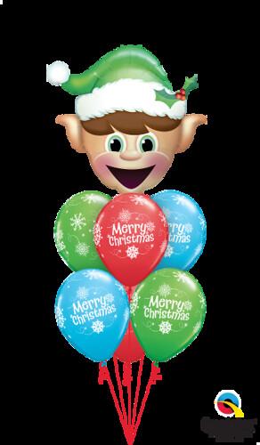 Happy Elf Bouquet