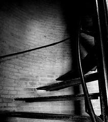 Internal Workings (pjpink) Tags: capelookout lighthouse structure blackandwhite bw monochrome coast coastal eastcoast crystalcoast northcarolina nc carolina spring 2018 may pjpink 2catswithcameras