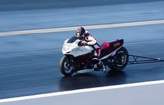 Honda Funnybike_0965 (Fast an' Bulbous) Tags: bike biker moto motorcycle drag strip race track fast speed power panning acceleration motorsport outdoor nikon racebike dragbike