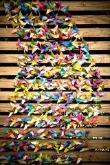 (Marc Lecerf ┃Photographie) Tags: couleurs colors abstract abstrait papillon butterfly papier paper flickr nikon nikkor 1635 1635mm insecte creative instagram d700