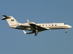 Saudi Armed Forces Medical Services | Gulfstream Aerospace G-IV-X Gulfstream G450 | HZ-MS4C (Bradley's Aviation Photography) Tags: egss stn stanstedairport stansted londonstanstedairport essex canon70d aircraft air aviation airplane airport aeroplane airlines aerospace airliner plane avgeek aviationphotography planespotting saudiarmedforcesmedicalservices gulfstreamaerospacegivx gulfstreamg450 hzms4c