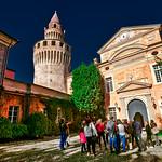 Entrance to Rivalta Castle thumbnail