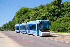 Ruter / Sporveien Trikken 165 - Oslo (rvdbreevaart) Tags: ruter oslo sl95 tram trikk strassenbahn publictransport openbaarvervoer öpnv sporveien