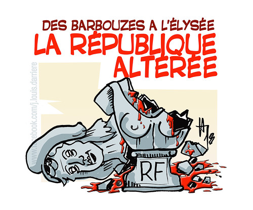 MUMEUR RÉPUBLIQUE ALTÉRÉE