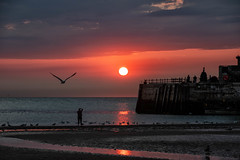 Solaris (@bill_11) Tags: england isleofthanet kent margate places sunset unitedkingdom weatherandseasons gb