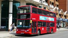 Double The Circles (londonbusexplorer) Tags: arriva london volvo b7tl alexander alx400 vla116 lj05bkg h19 harrow bus station circular tfl buses