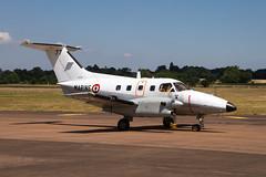 Emb-121AN Xingu 77 French Navy (philchilds75) Tags: riat2018 airtattoo raffairford raf100 121an xingu frenchnavy
