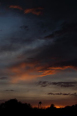 Sunset 7 20 18 #02 (Az Skies Photography) Tags: sun set sunset dusk twilight nightfall cloud clouds sky skyline skyscape rio rico arizona az rioricoaz riorico arizonasky arizonaskyline arizonaskyscape arizonasunset red orange yellow gold golden salmon black canon eos 80d canoneos80d eos80d canon80d july 20 2018 july202018 72018 7202018