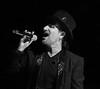 U2 - SOE Tour - Philadelphia 1 - Wells Fargo Center 06/13/2018 (cinesonic) Tags: bono edge adam larry u2 songs experience innocence tour black white concert photography