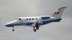 ZM334 EMB 500 PHENOM  45sqn RAF (MANX NORTON) Tags: zm334 emb 500 phenom 45sqn raf lincs air ambulance waddington