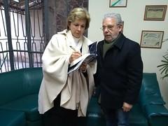 14/06/18 - Visita ao jornal Diário da Manhã. Com o diretor Hélio Freitag.