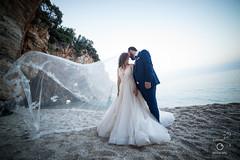 August & Anastasia (Dimi Zervas) Tags: greek wedding summer nextday coast seaside sea mood lovely love lovestory greece groom bride pilion mylopotamos samyang 14mm