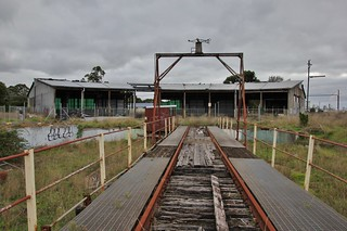 Mount Gambier Turntable and Roundhouse