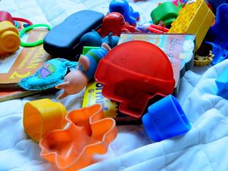 Los juguetes de Vito