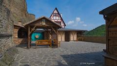 Die Ehrenburg in der Eifel (D.STEGEMANN) Tags: ehrenburg eifel mittelalter burg schloss castel