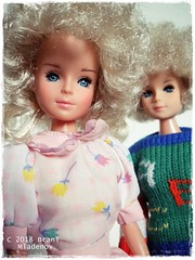 Betty Teen spirit (Brani's fashion dolls) Tags: bettyteendoll tong gloria barbieclones 90sbarbieclones