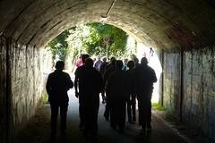 Le bout du tunnel (Dom_Marcheur) Tags: normandie seinemaritime rouen