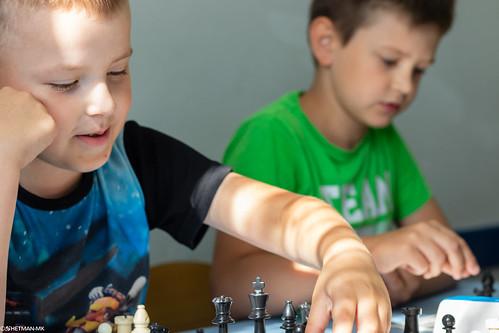 VIII Turniej Szachowy o Mistrzostwo Przedszkola Wesoła Piątka (36 of 78)