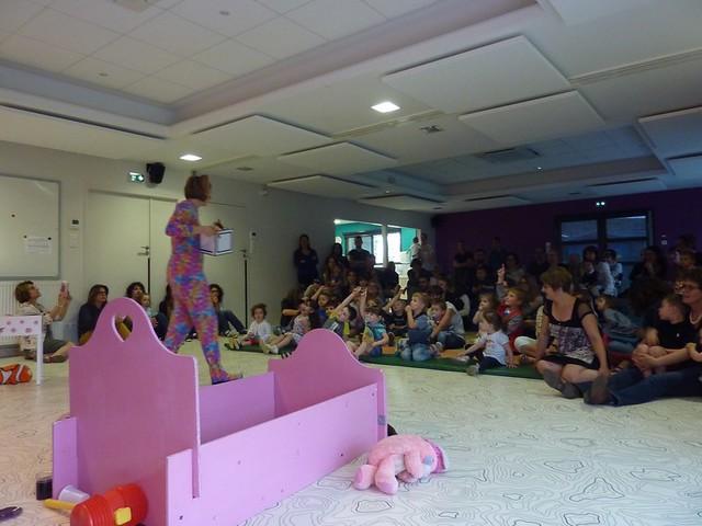 Photo 2 - Le service petite enfance fête l'arrivée de l'été!