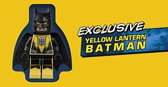LEGO DC Super Heroes Visual Dictionary Yellow Lantern Batman (hello_bricks) Tags: dc comics lego superheroes visual dictionary yellowlantern batman book