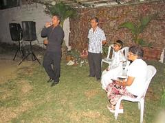 En Miraflores iniciaron con la novena al Niño Jesús (GadChoneEC) Tags: ciudadela miraflores chone novena jiñojesus asistencia alcalde deytonalcivar direccion desarrollo social municipio