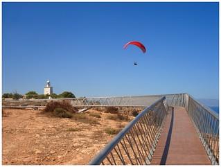 Con la fuerza y el empuje del viento .. / With the strength and drive of the wind ..
